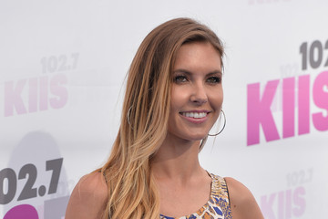 Audrina Patridge 102.7 KIIS FM's 2014 Wango Tango - Red Carpet