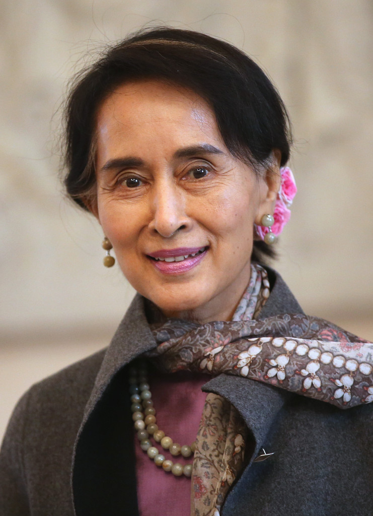 daw aung sang suu kyi human The united states also welcomes daw aung san suu kyi's appointment as state counselor and foreign minister  for respect for human rights,.
