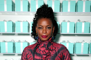 Aunjanue Ellis Vanity Fair and Tiffany & Co. Host a Private Dinner to Toast Lupita Nyong'o and Celebrate Legendary Style