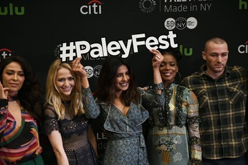 Aunjanue Ellis PaleyFest New York 2016 - 'Quantico'