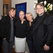 Patricia Arquette and Richard Linklater