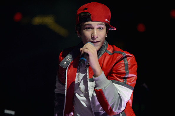 Austin Mahone - Y100's Jingle Ball 2012 - SHOW