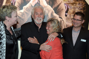 Austin Taylor Kenny Rogers Exhibit Opening Reception