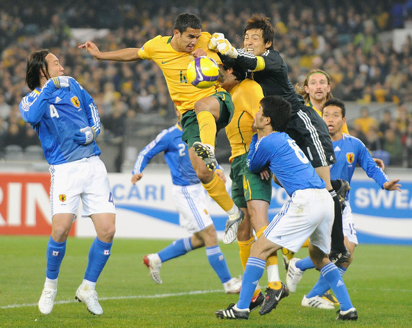 Australia v Japan - 2010 FIFA World Cup Asian Qualifier