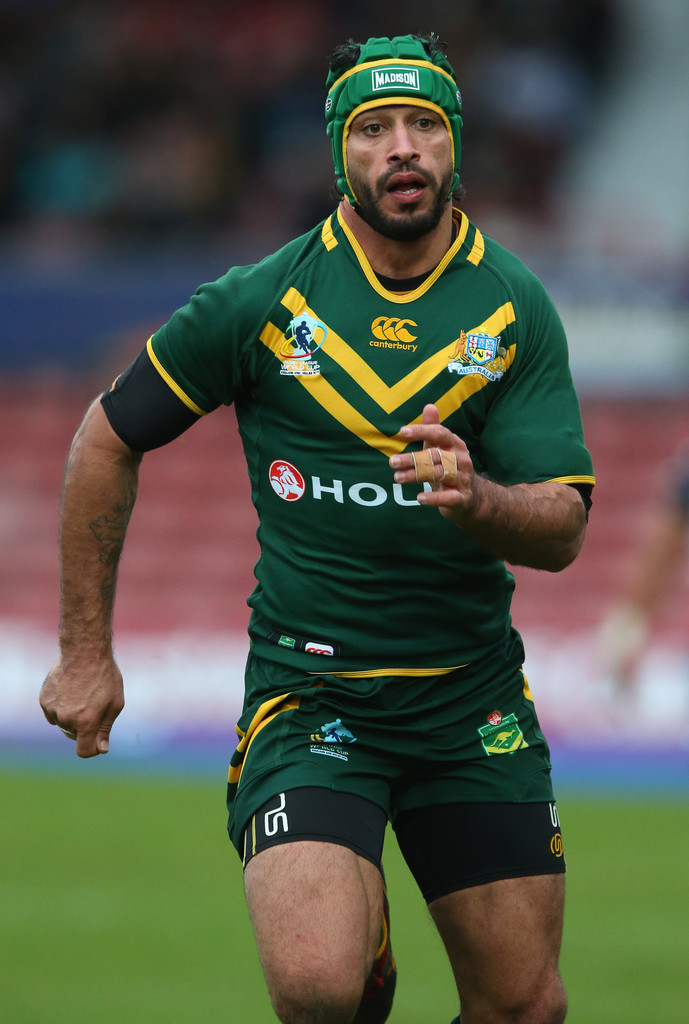 johnathan thurston - photo #40