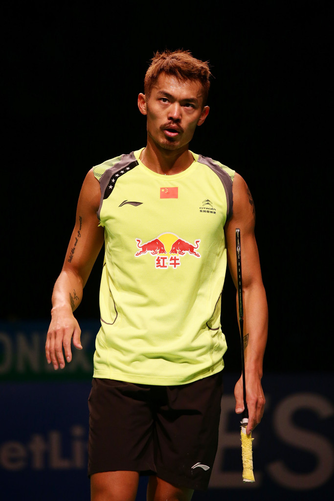 Lin Dan Photos Photos - Australian Badminton Open - Zimbio