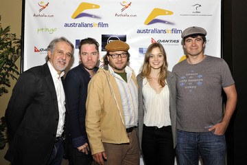 "Jeremy Sims David Roach Australians In Film Screening Of ""Beneath Hill 60"""