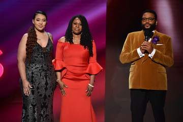 Australyah Coleman BET Presents The 51st NAACP Image Awards - Show