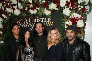 Autumn Federici 'A Christmas Arrangement' Los Angeles Premiere