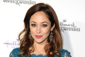 Autumn Reeser Hallmark Channel & Hallmark Movie Channel's 2015 Winter TCA Party - Arrivals