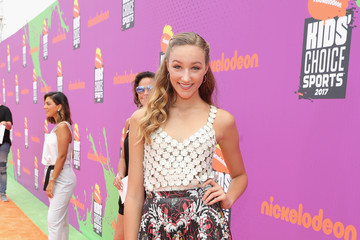 Ava Cota Nickelodeon Kids' Choice Sports Awards 2017 - Red Carpet