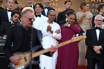 Ava DuVernay Sting Performs To Close The 71st Annual Cannes Film Festival
