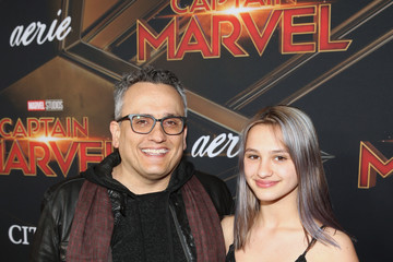 Ava Russo Los Angeles World Premiere Of Marvel Studios' 'Captain Marvel'