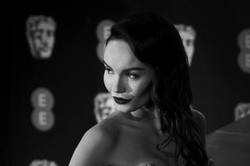 Ava West EE British Academy Film Awards - Red Carpet Arrivals
