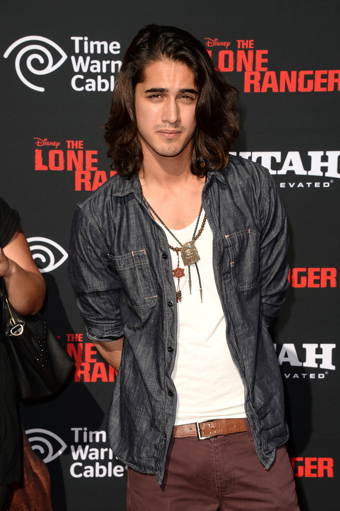 "Avan Jogia - Premiere Of Walt Disney Pictures' ""The Lone Ranger"" - Arrivals"