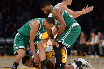 Avery Bradley Boston Celtics v Los Angeles Lakers