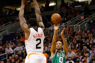 Avery Bradley Boston Celtics v Phoenix Suns
