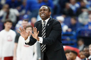 Avery Johnson SEC Basketball Tournament - Quarterfinals