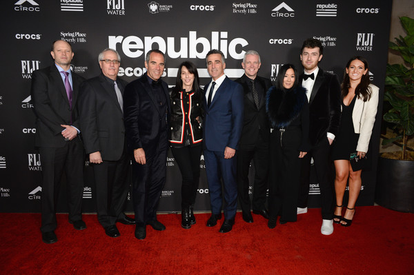 Republic Records Grammy After Party At Spring Place Beverly Hills - Arrivals
