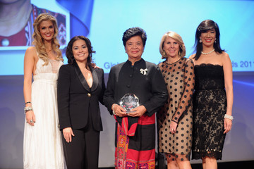 Carol Kurzig Avon Foundation For Women Global Voices For Change Awards Gala
