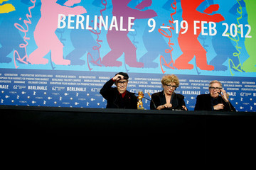 Grazia Volpi Award Winners Press Conference - 62nd Berlinale International Film Festival