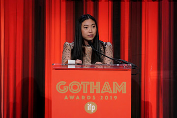 Awkwafina IFP's 29th Annual Gotham Independent Film Awards - Show