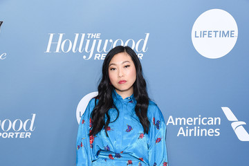 Awkwafina The Hollywood Reporter's Power 100 Women In Entertainment - Arrivals
