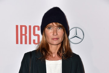Axelle Laffont 'Iris' Paris Premiere At Cinema Gaumont Champs Elysees