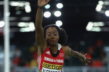 Ayanna Alexander IAAF World Indoor Championships - Day 3