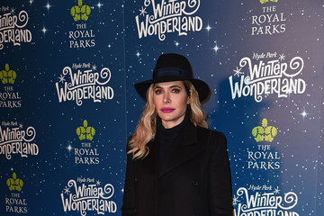 Ayda Field Winter Wonderland VIP Launch - Red Carpet Arrivals