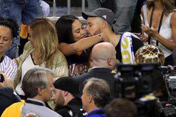 Ayesha Curry 2017 NBA Finals - Game Five