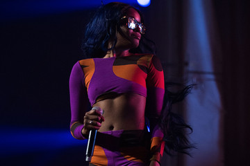 Azealia Banks Splendour in the Grass 2015 - Byron Bay