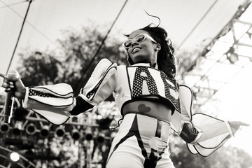Azealia Banks 2014 LA Gay Pride Festival - Day 2