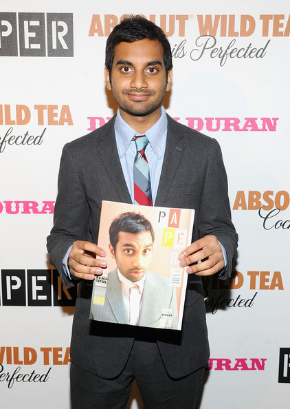 Aziz Ansari - Photo Set