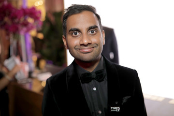 Aziz Ansari Official Viewing And After Party of the Golden Globe Awards Hosted By The Hollywood Foreign Press Association