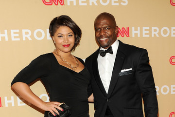 Azriel Crews Arrivals at the CNN Heroes Event