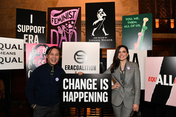 B.D. Wong Jane Walker By Johnnie Walker Equal Rights Amendment Celebration With The ERA Coalition