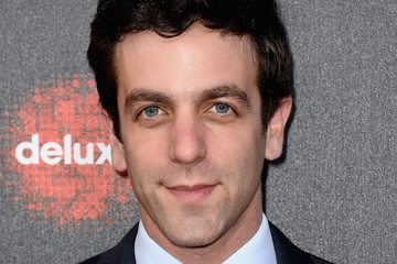 B.J. Novak Arrivals at the Rebels with a Cause Gala