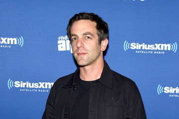 B.J. Novak Andy Cohen & SiriusXM Celebrate the Launch of Cohen's New, Exclusive SiriusXM Channel, Radio Andy