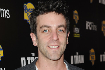 B.J. Novak Premiere Of IFC Films' 'The D Train' - Red Carpet