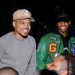 Chance the Rapper and Kami Photos