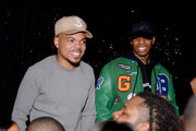Chance the Rapper and Kami Photos Photo