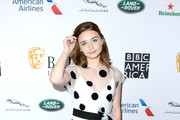 Jessica Barden attends the BAFTA Los Angeles + BBC America TV Tea Party 2019 at The Beverly Hilton Hotel on September 21, 2019 in Beverly Hills, California.