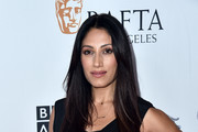 Tehmina Sunny attends BAFTA Los Angeles + BBC America TV Tea Party 2018 at The Beverly Hilton Hotel on September 15, 2018 in Beverly Hills, California.