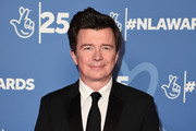 Rick Astley attends the BBC1's National Lottery Awards 2019 at BBC Television Centre on October 15, 2019 in London, England.