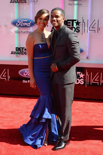 Crazy Cool Groovy Red Carpet Couples 2014 Bet Awrds