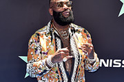 Rick Ross attends the 2019 BET Awards at Microsoft Theater on June 23, 2019 in Los Angeles, California.