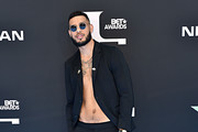 Sarunas Jackson attends the 2019 BET Awards at Microsoft Theater on June 23, 2019 in Los Angeles, California.