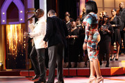 (L-R) Singers Isaac Carree, Da' T.R.U.T.H., Charles Jenkins and Jessica Reedy perform onstage during the BET Celebration of Gospel 2013 at Orpheum Theatre on March 16, 2013 in Los Angeles, California.