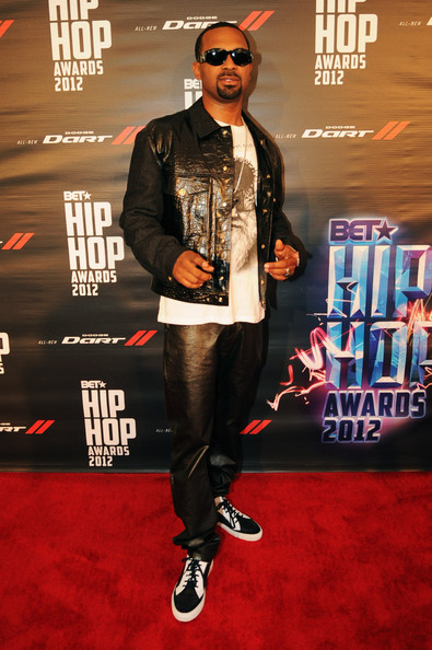 Mike Epps attends the 2012 BET Hip Hop Awards at Boisfeuillet Jones Atlanta Civic Center on September 29, 2012 in Atlanta, Georgia.